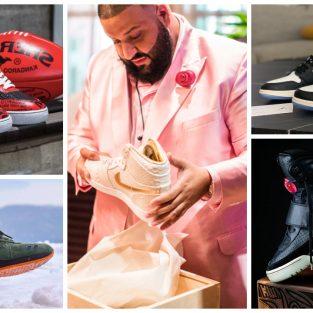 8 đôi giày thể thao cực hiếm trên thế giới