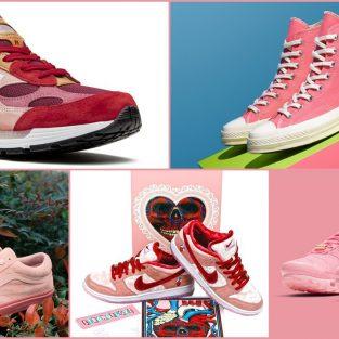 Top giày thể thao hồng ấn tượng nhất hiện nay (P.2)