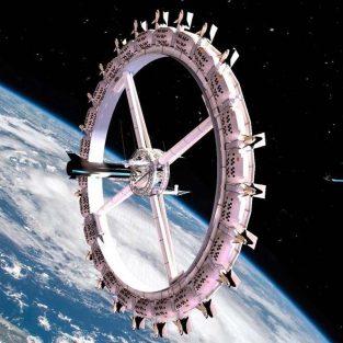 Du lịch vũ trụ: Khách sạn không gian cao cấp sẽ ra mắt vào năm 2027