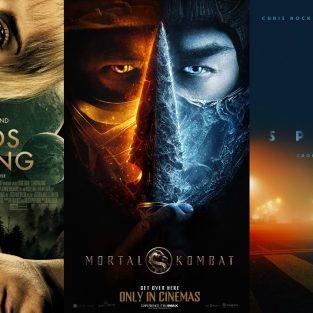 10 phim viễn tưởng đáng chú ý nửa đầu 2021