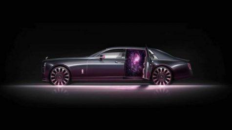 Rolls-Royce Phantom Tempus: Cảm hứng từ thời không vô tận