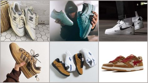 """6 mẫu giày thể thao đủ sức thay thế """"cơn sốt"""" Nike Dunk"""