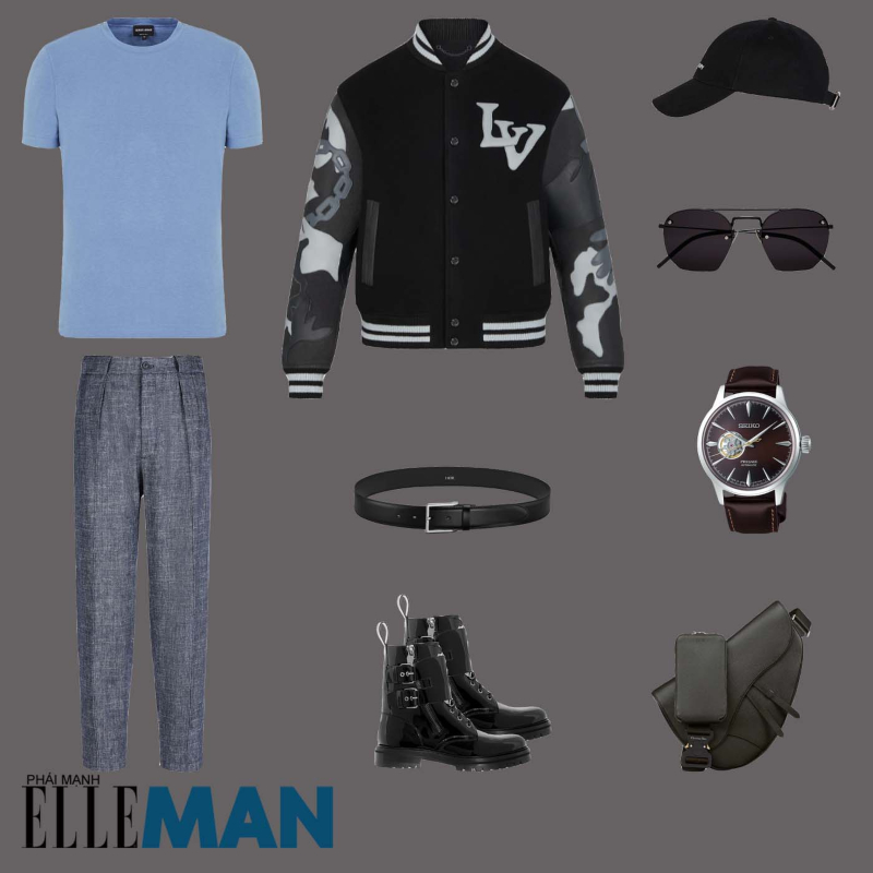 outfit 1 - phoi do nguoi mang kim