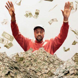 Kanye West trở thành tỉ phú da màu giàu nhất nước Mỹ