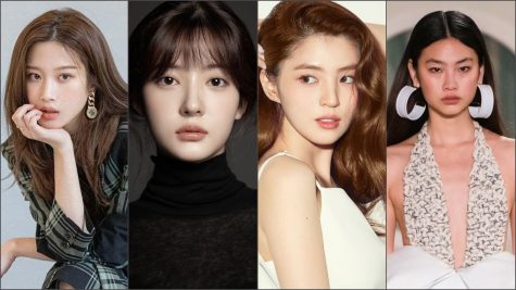 Top nữ diễn viên Hàn Quốc hot nhất 2021