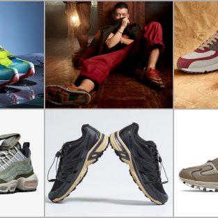 9 phát hành giày thể thao ấn tượng sắp ra mắt (19-28/3/2021)