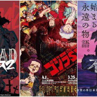 11 tựa phim anime hot nhất nửa đầu 2021