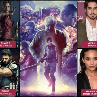 """Resident Evil """"reboot"""" ấn định tựa đề, dàn diễn viên và ngày công chiếu"""