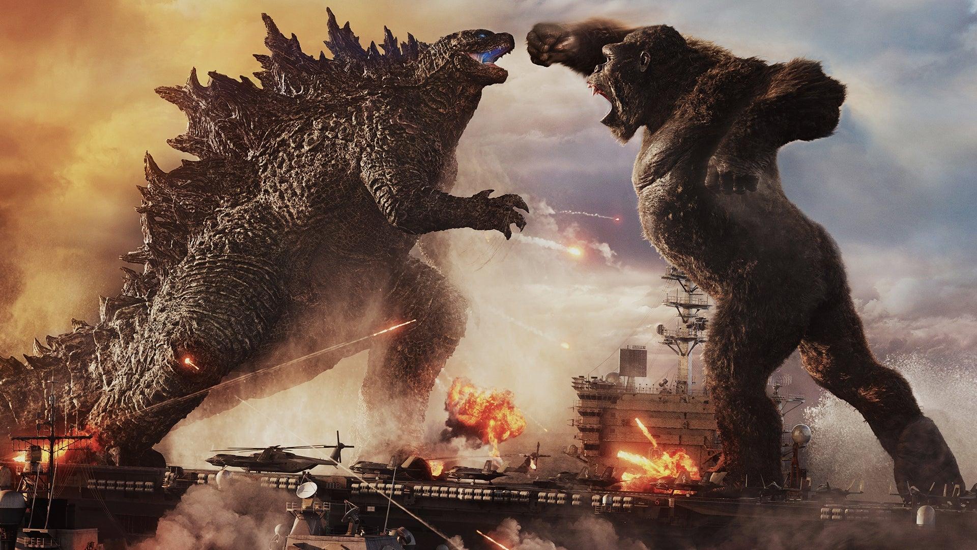 review phim godzilla vs. kong 2021 - elle man 1