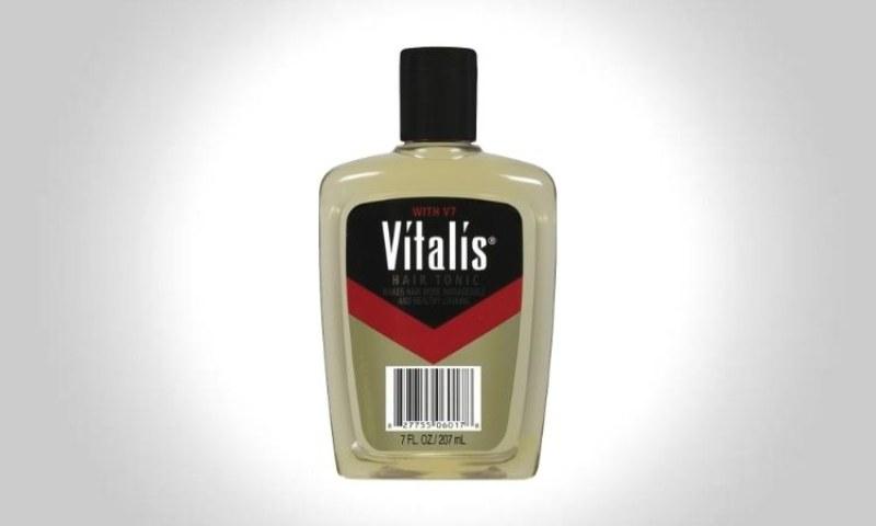 vitalis hair tonic cho nam - elle man