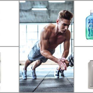 12 mùi hương nước hoa phòng gym tuyệt nhất