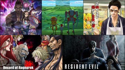 Hoạt hình anime sẽ được đẩy mạnh trên nền tảng Neflix trong năm 2021