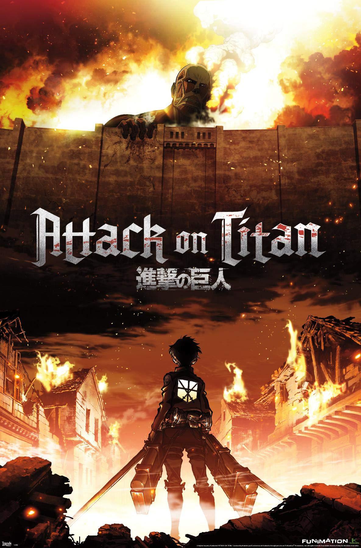 phim anime attack on titan - elle man