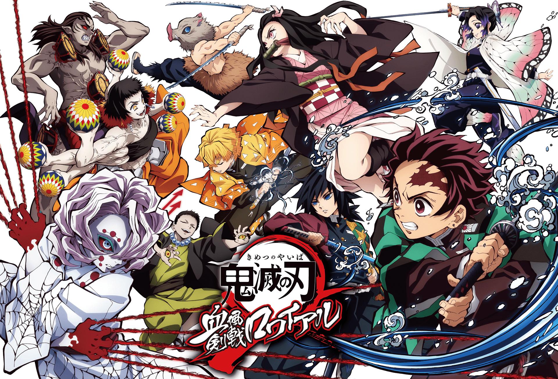 phim anime kimetsu no yaiba - elle man