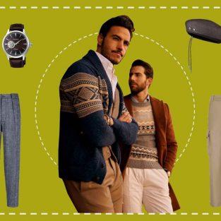 ELLE Man Style Calendar: Gợi ý tips phối đồ cho người mạng Kim