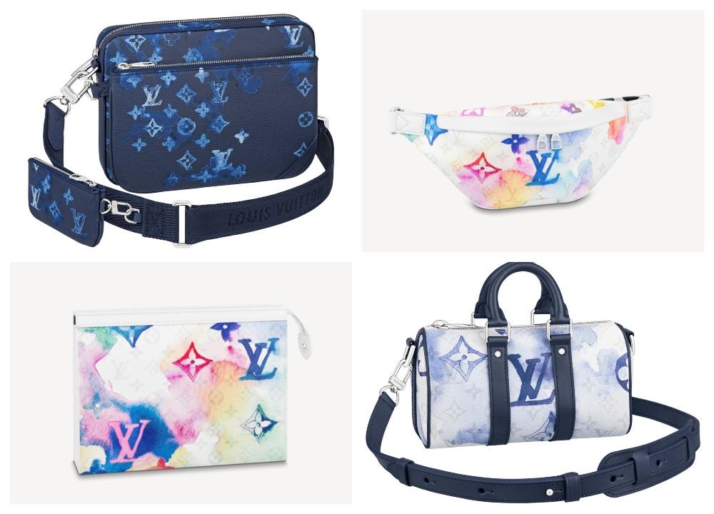 Louis Vuitton Capsule Summer 2021 va BST thoi trang nam ruc ro