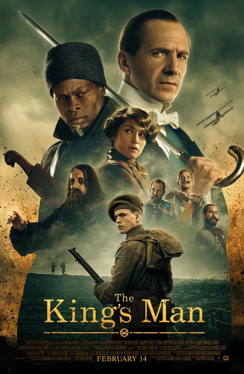 phim hành động THE KING'S MAN