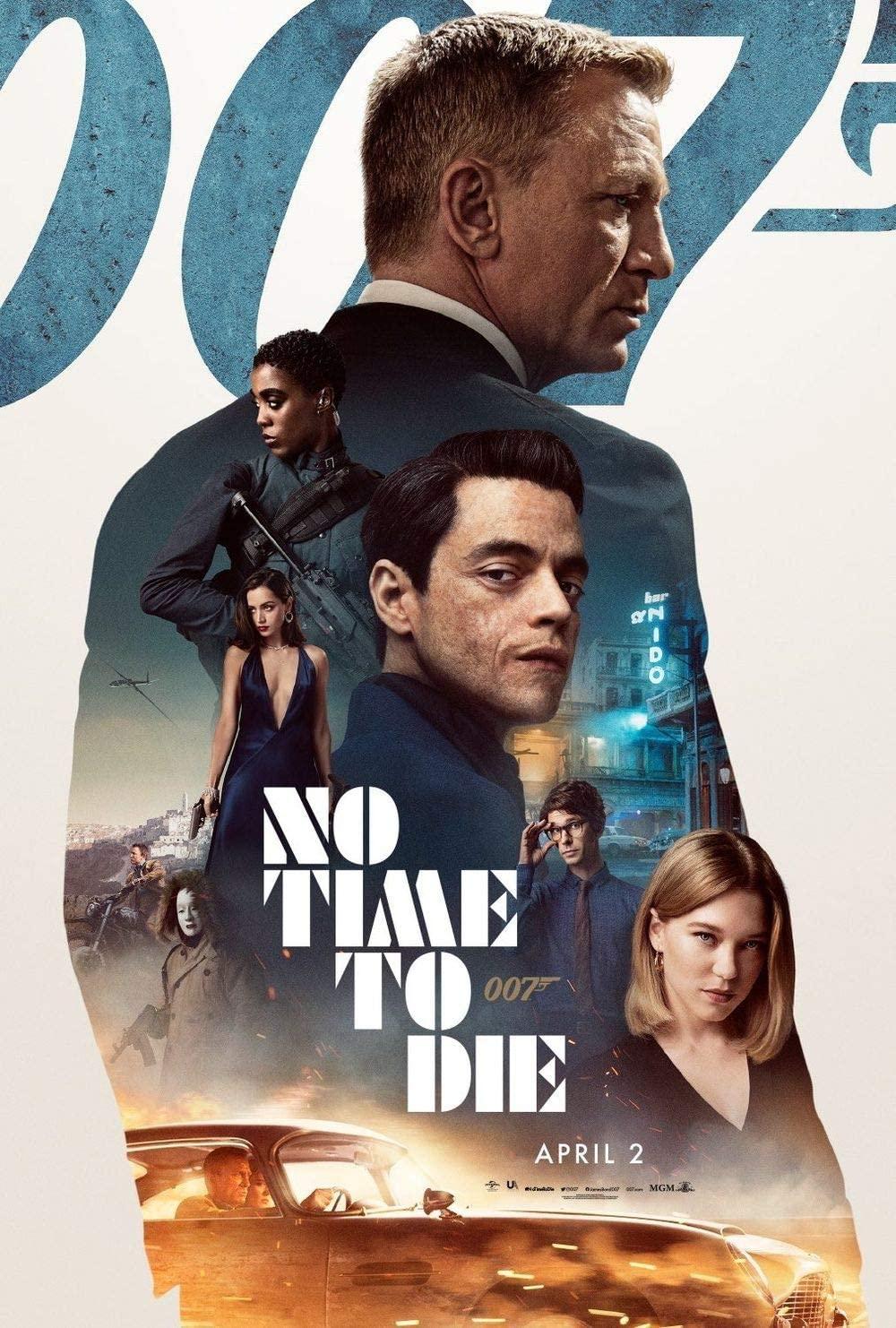 phim 007 - NO TIME TO DIE