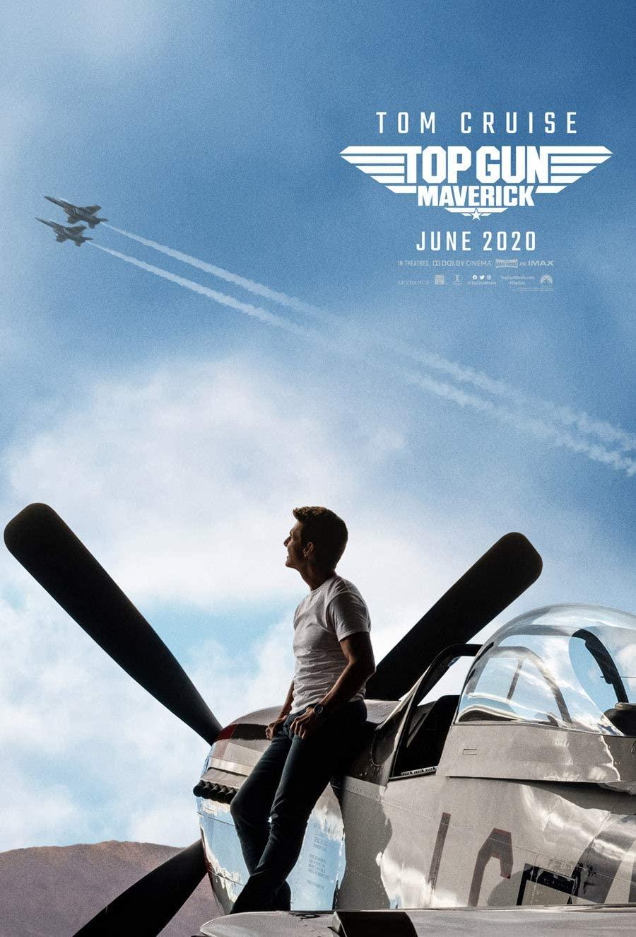 phim hành động TOP GUN: MAVERICK