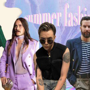 Thời trang sao nam mặc đẹp tuần 2 tháng 4/2021