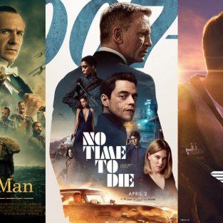 List phim hành động hot nửa cuối năm 2021