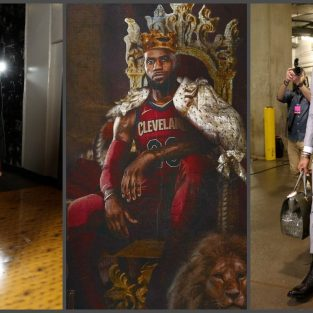 Thời trang LeBron James: Đẳng cấp của một vị vua