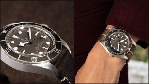 Tudor Black Bay Fifty-Eight 925: Chiếc đồng hồ lặn đầu tiên được làm từ bạc