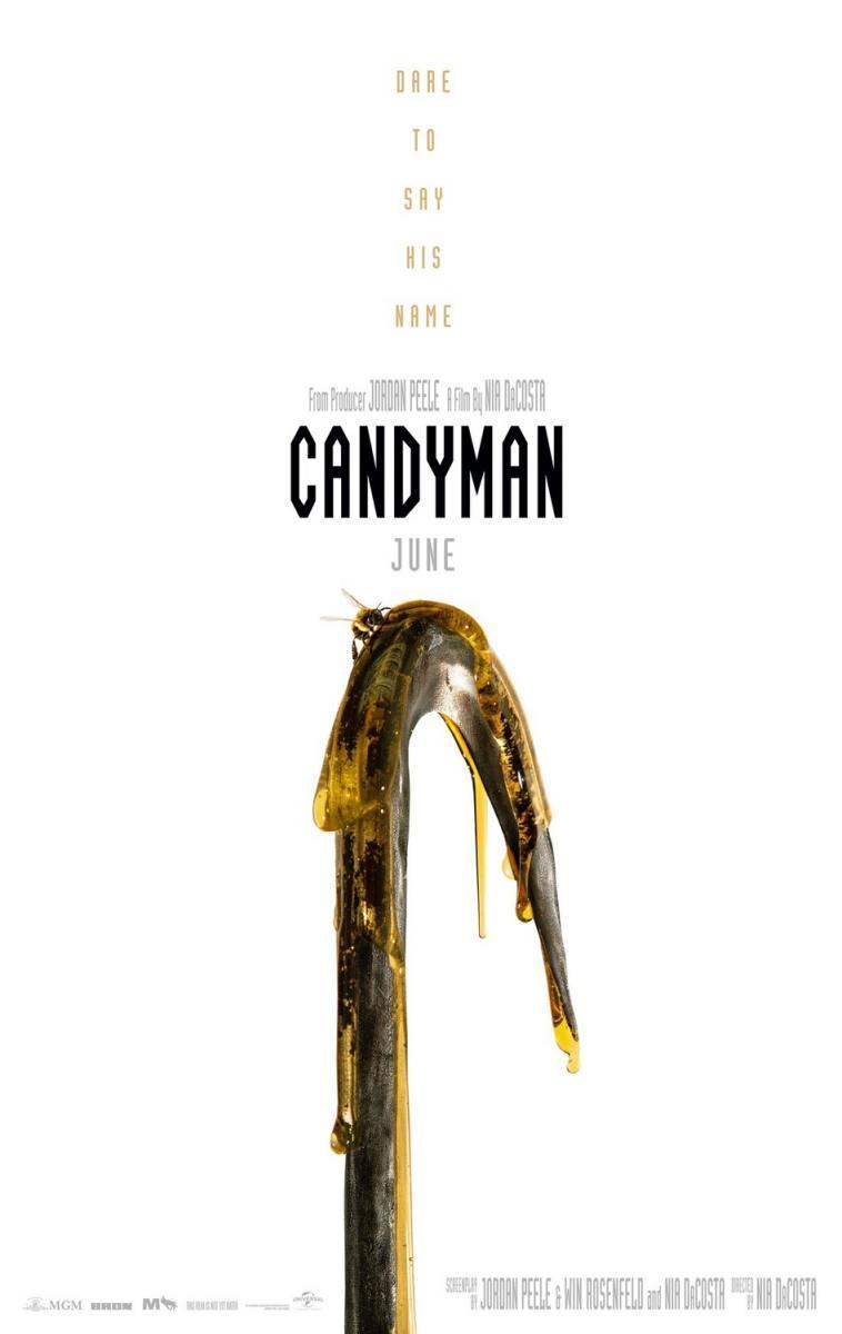 poster phim kinh dị Candyman