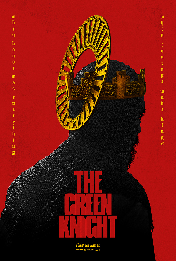 poster phim The Green Knight.
