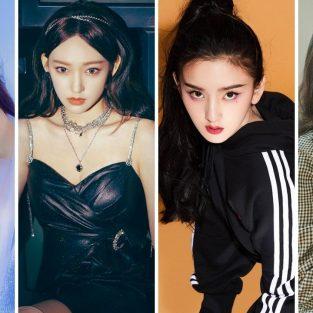 8 nữ diễn viên trẻ Trung Quốc hot nhất 2021