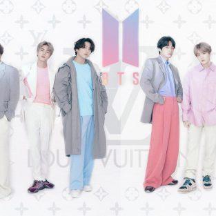 Louis Vuitton gọi tên BTS cho danh hiệu đại sứ toàn cầu