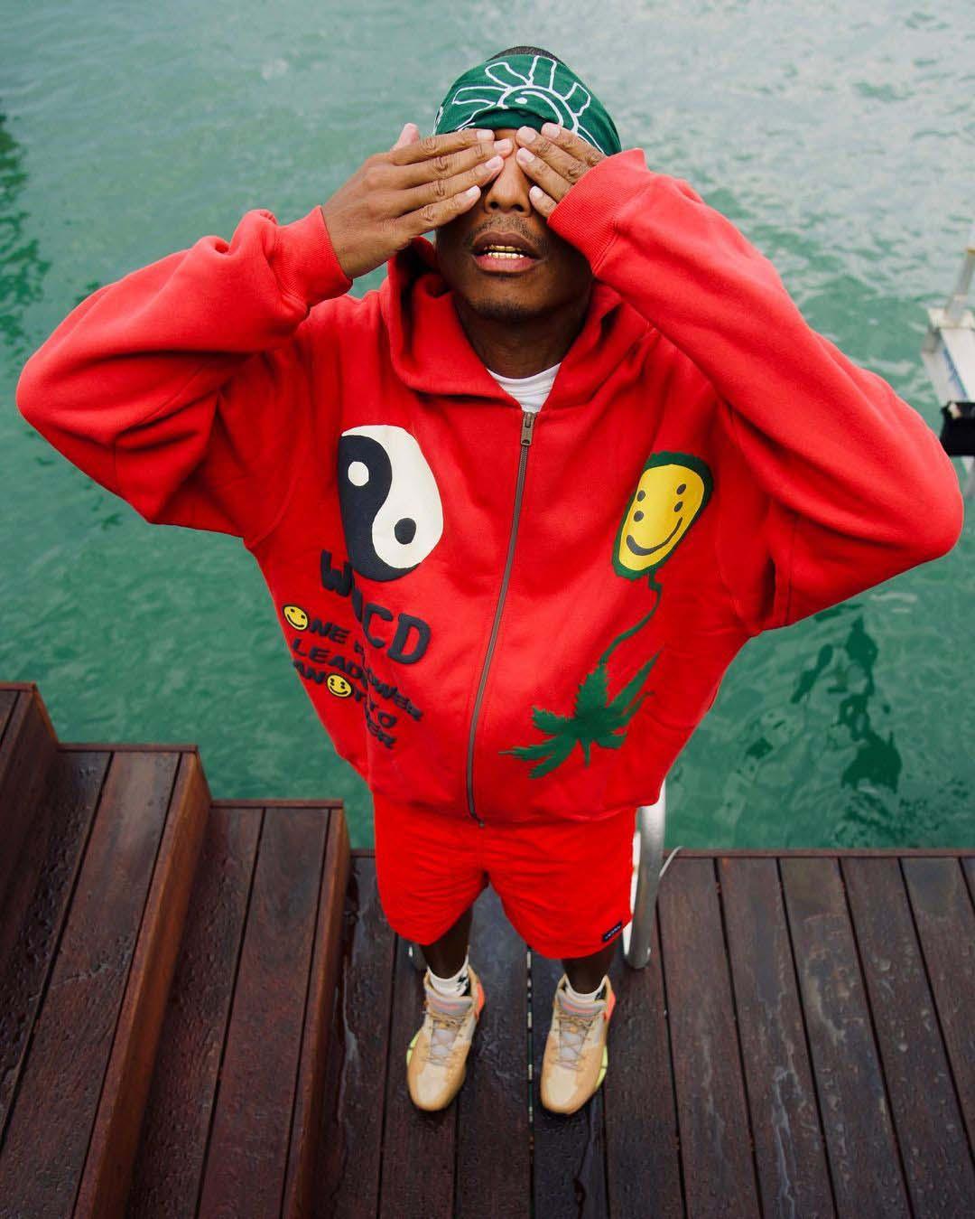 thời trang sao pharrell williams