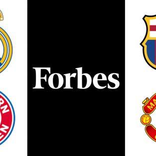 Top 10 câu lạc bộ bóng đá giá trị nhất hành tinh 2020/21