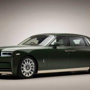 """Độc bản Rolls-Royce Phantom """"Oribe"""" của tỷ phú giàu nhất Nhật Bản Yusaku Maezawa"""