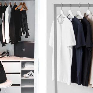 Hướng dẫn xây dựng tủ quần áo tối giản hiệu quả
