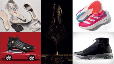 """Top công nghệ giày thể thao """"hưởng sái"""" từ công nghiệp ô tô"""