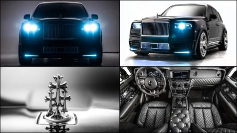 """Rolls-Royce Cullinan Chrome Hearts - """"Quái thú"""" của Drake"""