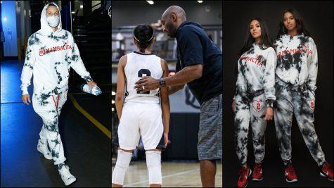 Mambacita - Thương hiệu gây quỹ tri ân con gái Kobe Bryant