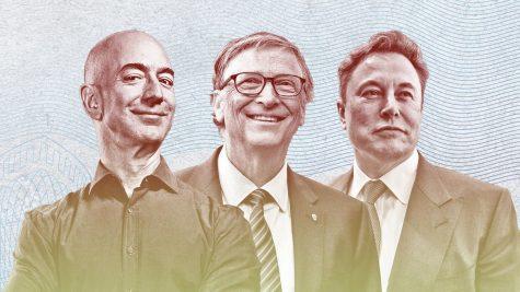 Top những tỷ phú giàu nhất thế giới năm 2021
