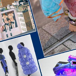 """NFT - Tương lai mới của thời trang và nghệ thuật được """"mã hóa""""?"""