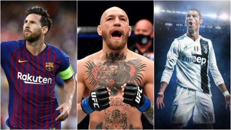 Top 10 vận động viên có thu nhập cao nhất 2021 (theo Forbes)