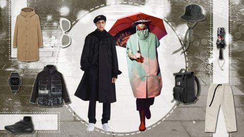 ELLE Man Style Calendar: Sành điệu với thời trang mùa mưa