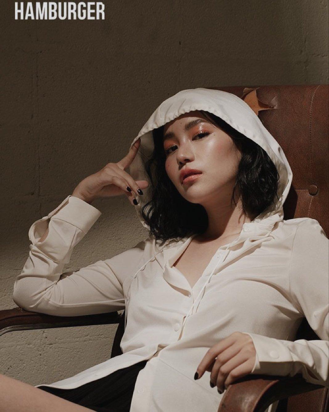 my nu thai lan Kitty Chicha - elle man