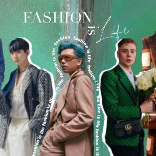 Thời trang sao nam mặc đẹp tuần 3 tháng 5/2021