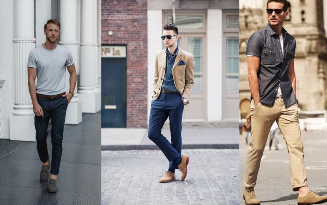 giay mua he - elle man style calendar - derby - the trend spotter