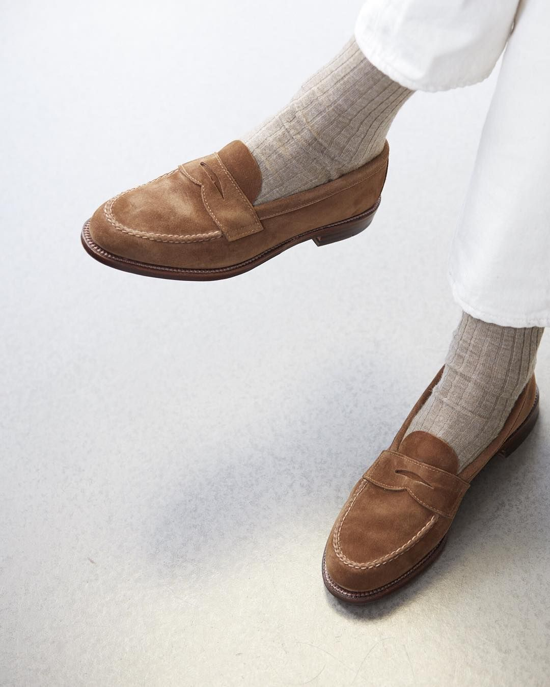 giay mua he - elle man style calendar - loafers - dmarge