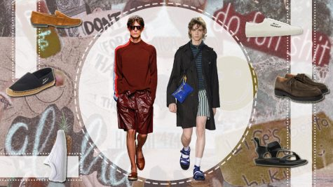 ELLE Man Style Calendar: Đa dạng phong cách với những kiểu giày mùa Hè