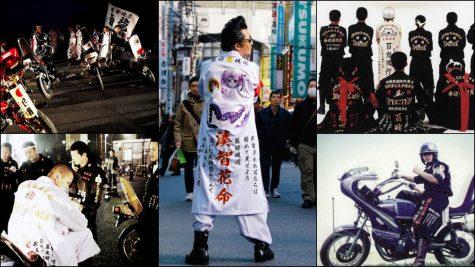 """Phong cách thời trang Bosozoku – Nét văn hoá """"dân tổ"""" Nhật Bản"""