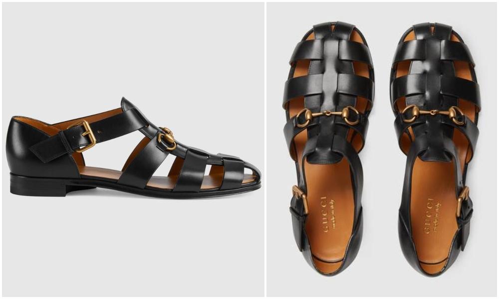Horsebit Sandals Gucci