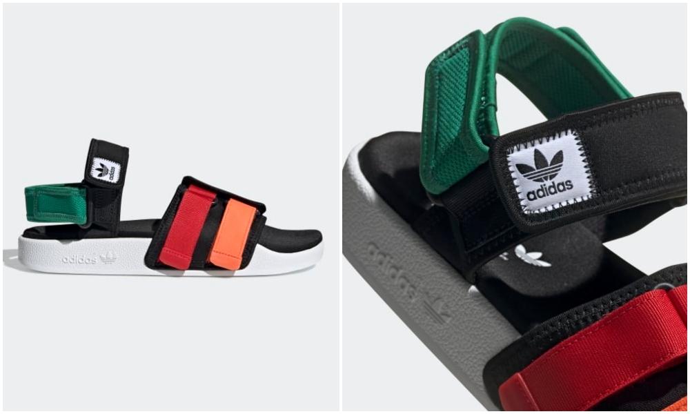 adidas ORIGINALS Sandal New Adilette